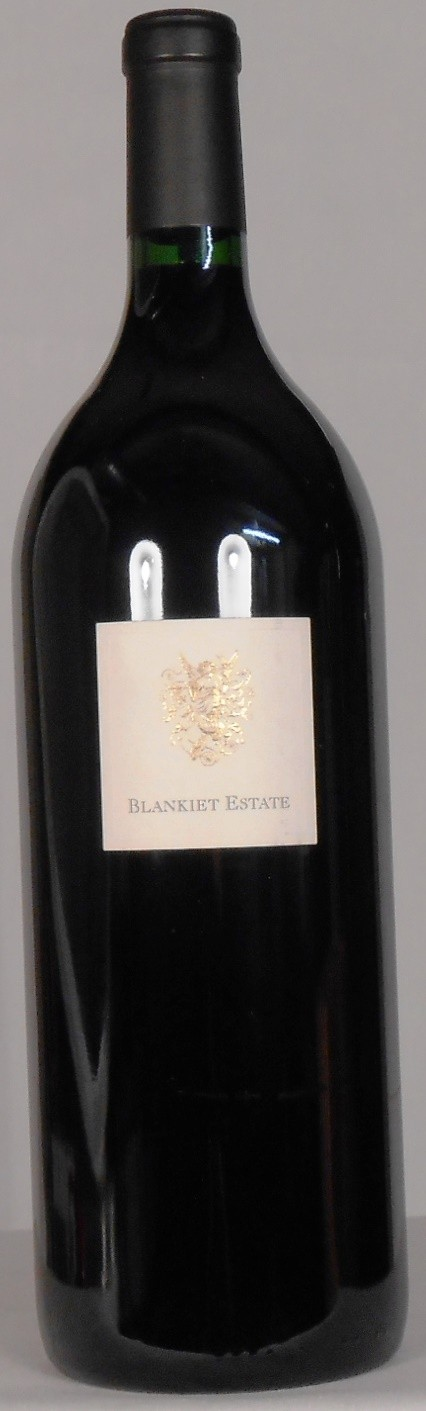 Blankiet Estate Paradise Hills Vineyard Proprietary Red Napa Valley 2007