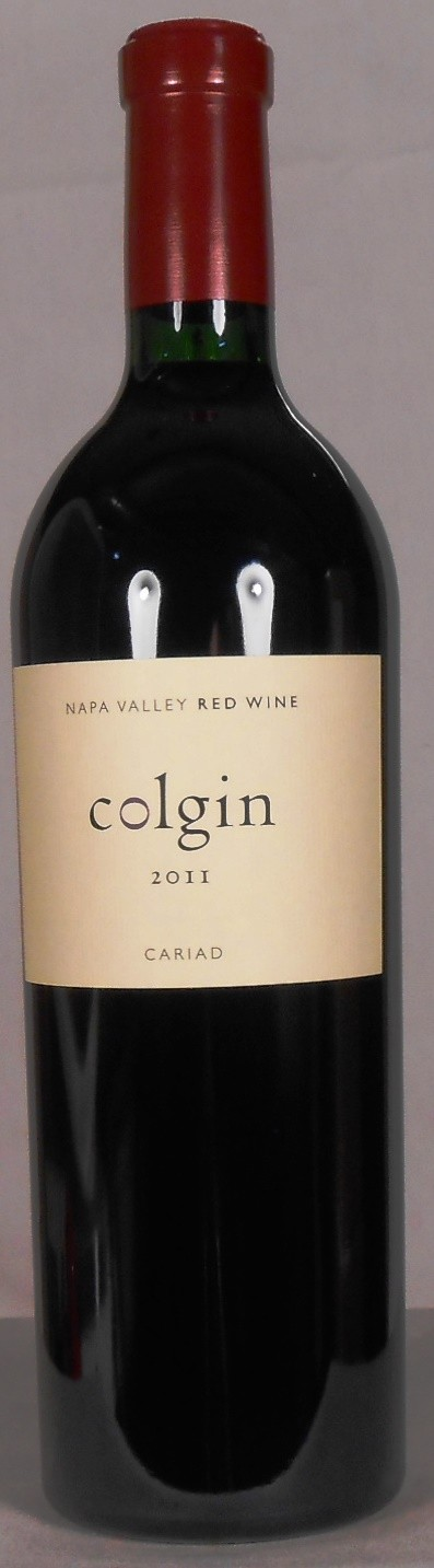 Colgin Cellars Cariad Proprietary Red Wine Napa Valley 2011