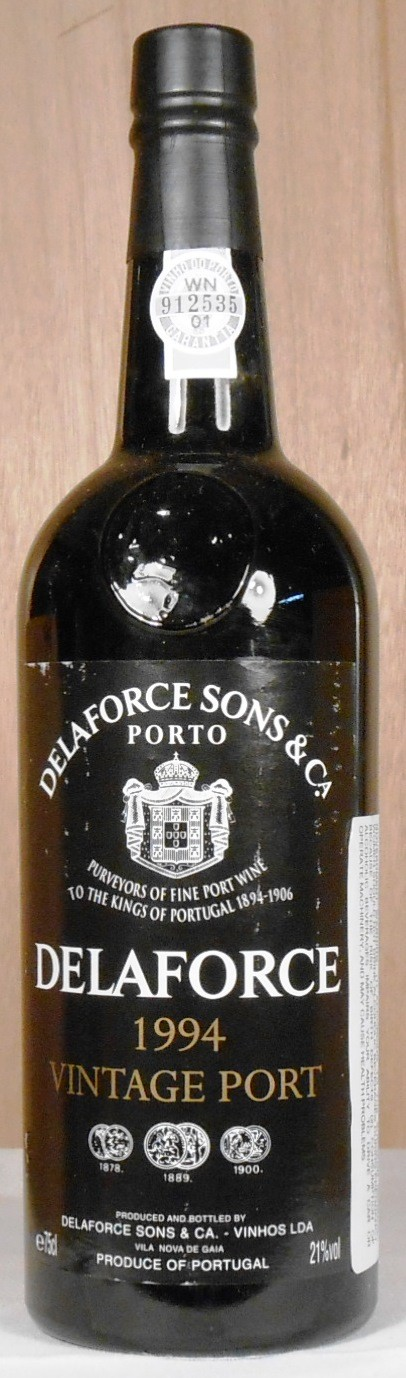 Delaforce Vintage Porto Portugal 1994
