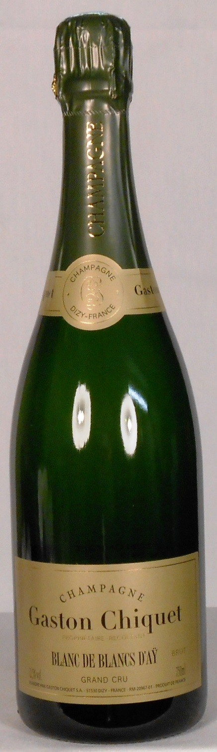 Gaston Chiquet Grand Cru Blanc de Blancs d'Ay Champagne NV