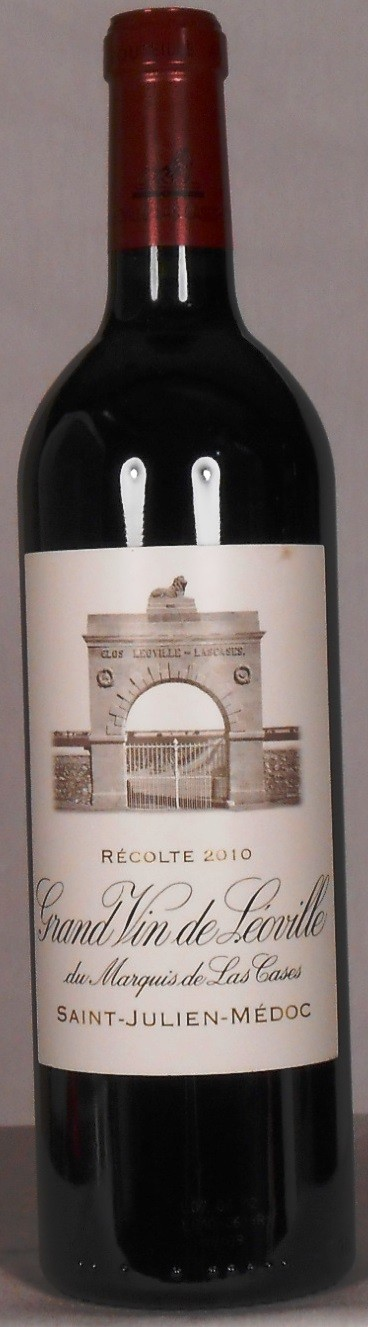 Chateau Leoville Las Cases St. Julien 2010