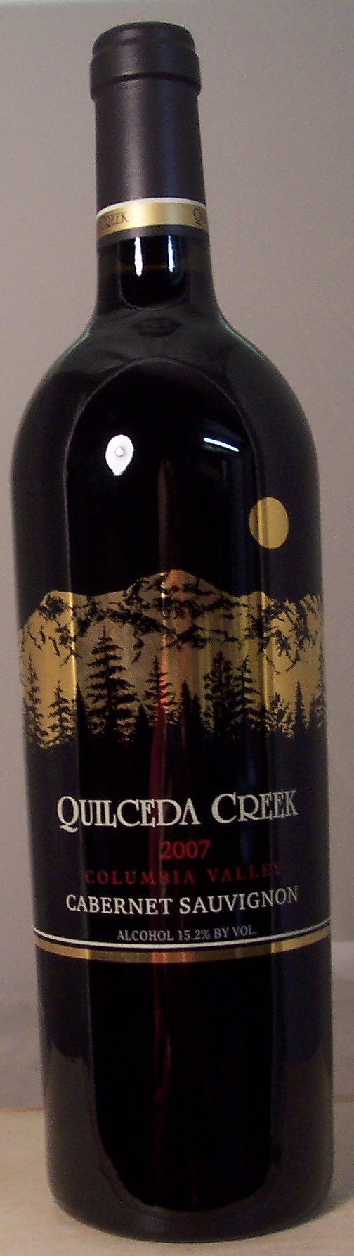 Quilceda Creek Vintners Cabernet Sauvignon Washington 2007