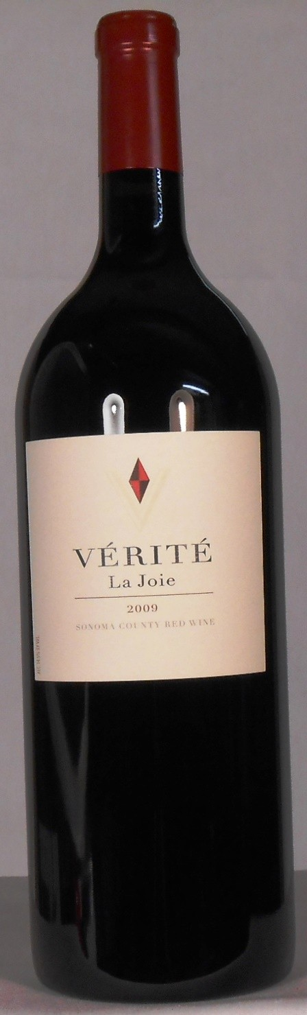 Vérité La Joie Proprietary Red Wine Sonoma County 2009