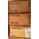 Opus One Original Wooden Case 1979-1980