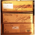 Opus One Original Wooden Case 1992